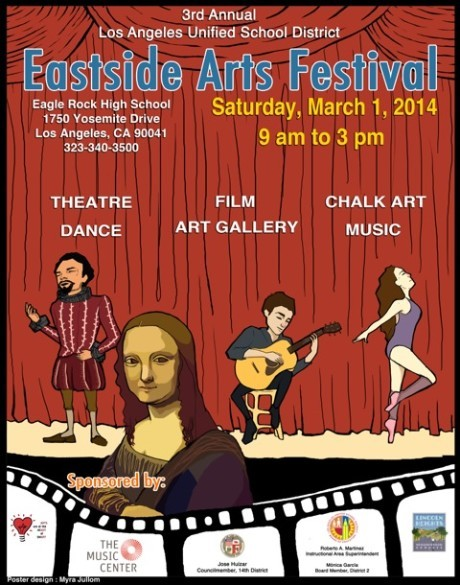 Rowan Avenue at Eastside Arts Festival