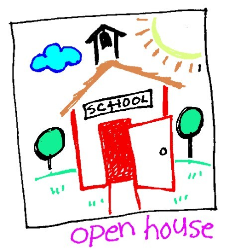 Please Join Us For Open House. Tuesday, February 25, 1:40-3:30pm.